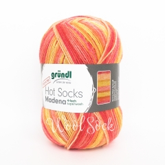 Gruendl Hot Socks Madena (06) Sunrise