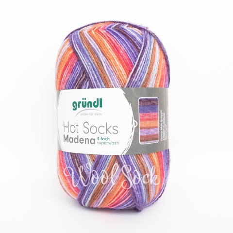 Gruendl Hot Socks Madena (03) Tutti-frutti-mix