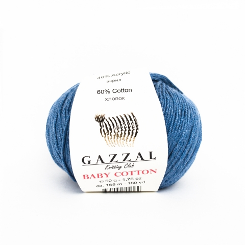 Gazzal Baby Cotton (3431)